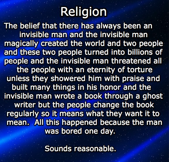 Religion Explained